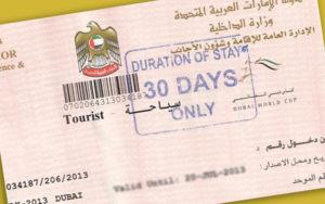 Виза в Дубай