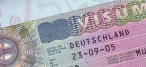 Виза в Германию из России