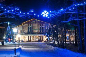 Где лучше отдохнуть в Подмосковье на новогодние праздники