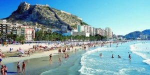 отдохнуть в Испании на море