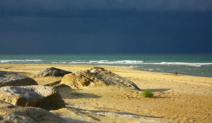 отдохнуть на Каспийском море семьей или самому