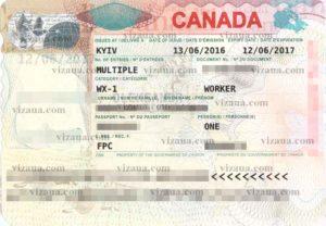 визу в Канаду по приглашению