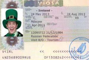 Потребуется ли виза для поездки в Ирландию для россиян в 2017 году