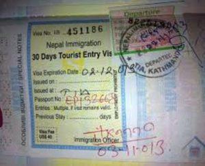 Потребуется ли виза в Непал россиянину в 2017 году