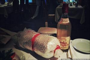 Алкоголь в багаже в самолете