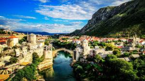 виза для поездки в Боснию и Герцеговину в 2017 году