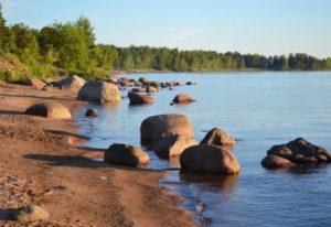 Где можно отдохнуть на Ладожском озере