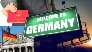 уехать в Германию на ПМЖ из России