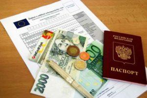 Как оформляется медицинская страховка для шенгенской визы