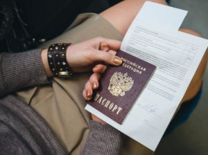 Какие документы нужны, чтобы поменять паспорт в 45 лет