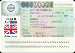 документы нужны для визы в Англию для россиян