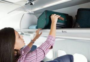 максимальный вес багажа в самолете