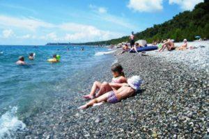 Куда можно поехать отдыхать с ребенком на море