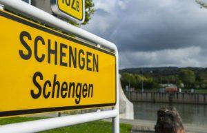 Въезд в «шенген»
