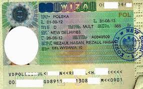 Как оформляется виза для поездки в Польшу за покупками