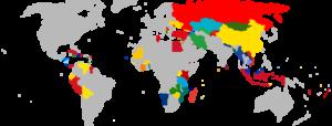 Безвизовые страны для белорусов в 2021 году