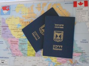 Безвизовый въезд в какие страны дает израильский паспорт в 2021 году