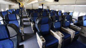 Что означает класс В в самолете