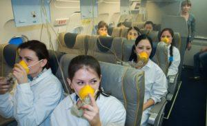 Что происходит при разгерметизации самолета
