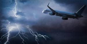 Что произойдет, если молния ударит в самолет