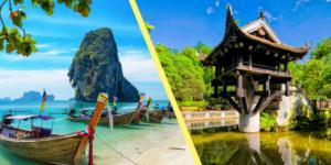 Где лучше отдохнуть: во Вьетнаме или Таиланде