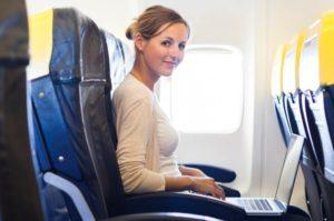 Где лучше всего сидеть в самолете