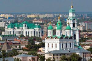 Где можно отдохнуть в Астрахани россиянину