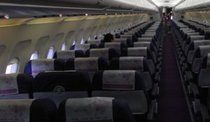 Где находится самое безопасное место в салоне самолета