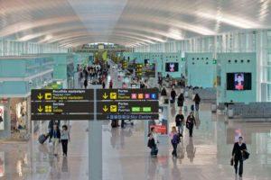 Как быстро добраться из аэропорта Барселоны до центра города