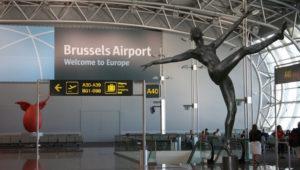 Как быстро добраться из аэропорта Брюсселя до центра Брюгге