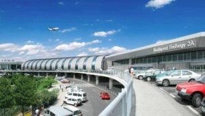 Как быстро добраться из аэропорта Будапешта до центра города