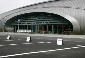 Как быстро добраться из аэропорта Карловы Вары до центра города