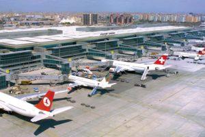 Как лучше всего можно добраться из аэропорта Ататюрк до центра Султанахмета