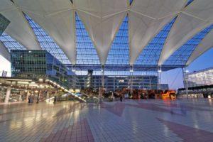 Как можно добраться из аэропорта Мюнхена до центра города