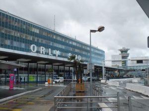 Как можно добраться из аэропорта Орли до центра Парижа