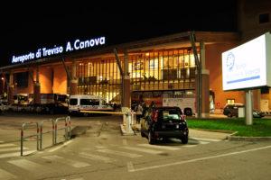 Как можно добраться из аэропорта Тревизо до центра города