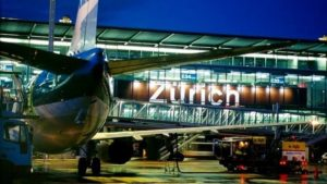 Как можно добраться из аэропорта Цюриха до центра города