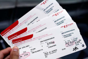 Как можно забронировать билеты на самолет через Интернет