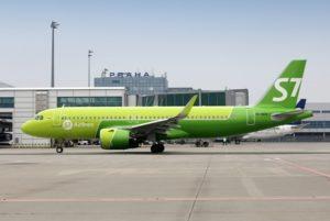 Особенности провоза багажа S7 Airlines