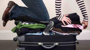 Сколько стоит перевес багажа в самолете по России