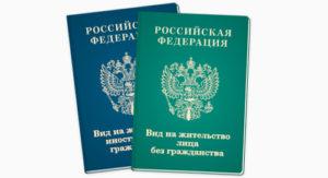 Что дает вид на жительство в России его обладателю