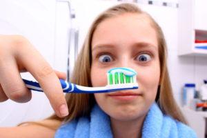 Допускается ли наличие зубной пасты в ручной клади