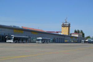 Как можно добраться из аэропорта Краснодара до автовокзала