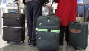 Каким должен быть допустимый вес багажа в самолете в разных авиакомпаниях