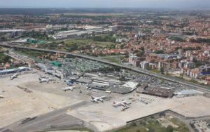 Способ добраться из аэропорта Пизы до центра Флоренции